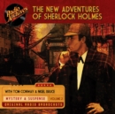 The New Adventures of Sherlock Holmes, Volume 2 - eAudiobook