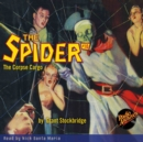 The Spider #10 The Corpse Cargo - eAudiobook