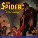 The Spider #11 Prince of the Red Looters - eAudiobook