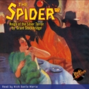 The Spider #12 Reign of the Silver Terror - eAudiobook