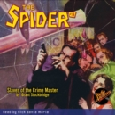The Spider #19 Slaves of the Crime Master - eAudiobook