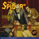 The Spider #28 The Mayor of Hell - eAudiobook