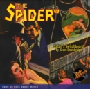 The Spider #51 Satan's Switchboard - eAudiobook