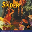 The Spider #59 The Devil's Candlesticks - eAudiobook