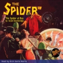 The Spider #61 The Spider at Bay - eAudiobook