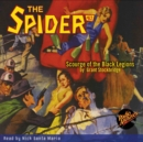 The Spider #62 Scourge of the Black Legions - eAudiobook