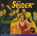 The Spider #64 Claws of the Golden Dragon - eAudiobook