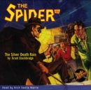 The Spider #66 The Silver Death Rain - eAudiobook