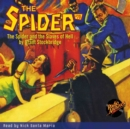 The Spider #70 The Spider and the Slaves of Hell - eAudiobook