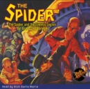 The Spider #73 The Spider and the Eyeless Legion - eAudiobook