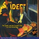 The Spider #74 The Spider and the Faceless One - eAudiobook