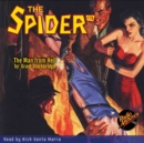 The Spider #79 The Man from Hell - eAudiobook
