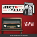 Abbott and Costello : English Butler - eAudiobook