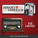 Abbott and Costello : The Lawyer - eAudiobook