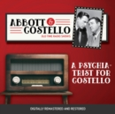 Abbott and Costello : A Psychiatrist for Costello - eAudiobook
