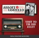 Abbott and Costello : Visit to Tin Pan Alley - eAudiobook