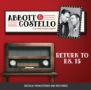 Abbott and Costello : Return to P.S. 15 - eAudiobook