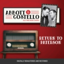 Abbott and Costello : Return to Paterson - eAudiobook