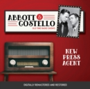 Abbott and Costello : New Press Agent - eAudiobook