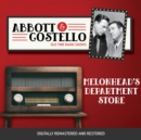 Abbott and Costello : Melonhead's Department Store - eAudiobook