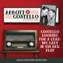Abbott and Costello : Costello Looking For a Leading Lady in His New Play - eAudiobook