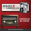 Abbott and Costello : Costello in Court - eAudiobook