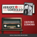 Abbott and Costello : Driving Lessons - eAudiobook