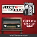 Abbott and Costello : Night in a Haunted House - eAudiobook