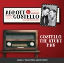 Abbott and Costello : Costello the Stunt Man - eAudiobook