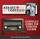 Abbott and Costello : Costello Joins the Foreign Legion - eAudiobook
