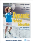 Dynamic Physical Education for Secondary School Students - Book