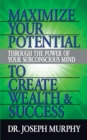 Maximize Your Potential Through the Power of Your Subconscious Mind to Create Wealth and Success - eBook