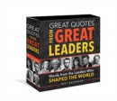 GREAT QUOTES FROM GREAT LEADERS 2021 BOX - Book