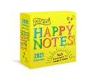 INSTANT HAPPY NOTES BOXED CALENDAR 2021 - Book