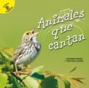 Animales que cantan : Animals That Sing - eBook