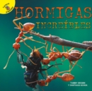 Hormigas increibles : Amazing Ants - eBook