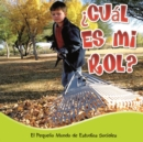 Cual es mi rol? : What's My Role? - eBook