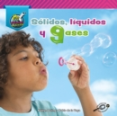 Solidos, liquidos, y gases : Solids, Liquids, and Gases - eBook