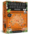 Animals of Australia Puzzle : 252-Piece Jigsaw Puzzle - Book