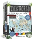 The World Map Puzzle : Includes book & 252-piece puzzle - Book