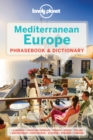 Lonely Planet Mediterranean Europe Phrasebook & Dictionary - Book