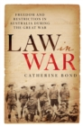 Law in War - eBook