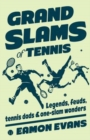 Grand Slams of Tennis - Book