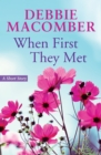 When First They Met - eBook