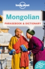 Lonely Planet Mongolian Phrasebook & Dictionary - Book