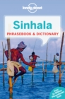 Lonely Planet Sinhala (Sri Lanka) Phrasebook & Dictionary - Book