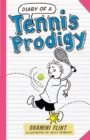 Diary of a Tennis Prodigy - Book