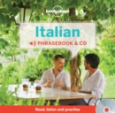 Lonely Planet Italian Phrasebook and Audio CD - Book