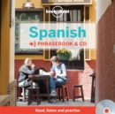 Lonely Planet Spanish Phrasebook and Audio CD - Book