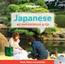 Lonely Planet Japanese Phrasebook and Audio CD - Book